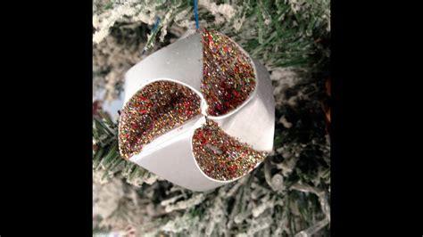 diy esfera navidena reciclaje de tetra brik tetrapack