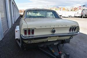 1967 Ford mustang ! Perfect candidate for fastback conversion!!!!. for sale in Eagle Mountain ...