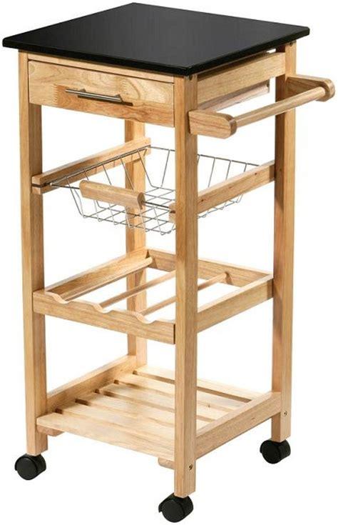 kitchen vegetable storage rack movable kitchen storage trolley fruit vegetable cart with 6380