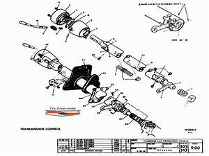 1981 Chevy Truck Steering Column Diagram