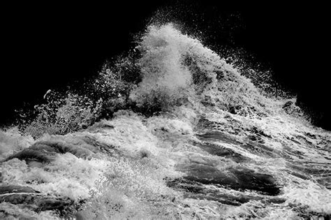 winter waves capture  power  mother nature