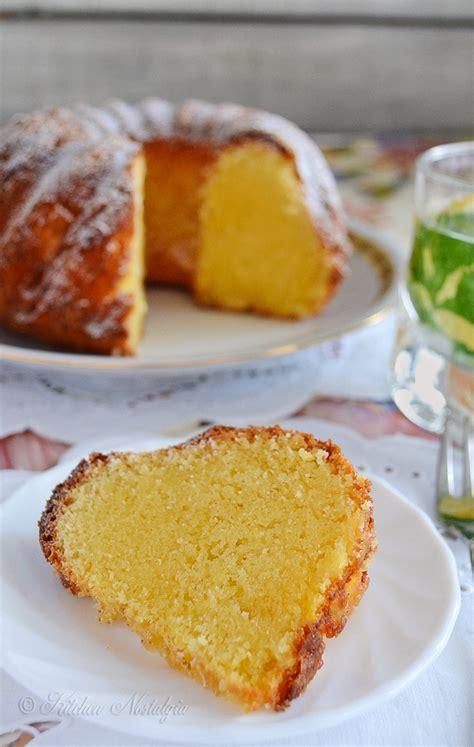 sour cream pound cake kitchen nostalgia