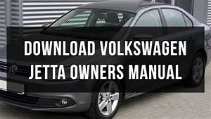 2012 Volkswagen Jetta Diagram Service Manual