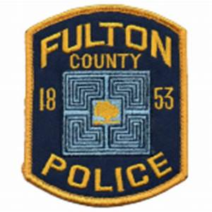 Fulton County Police Department, Georgia, Fallen Officers