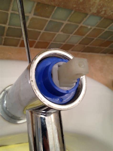 stuck faucet cartridge  advice pic encl plumbing