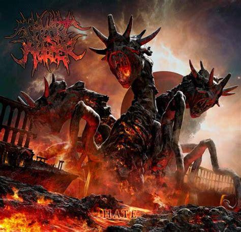 Disturbed Album Artwork by Thy Art Is Murder Reviews Encyclopaedia