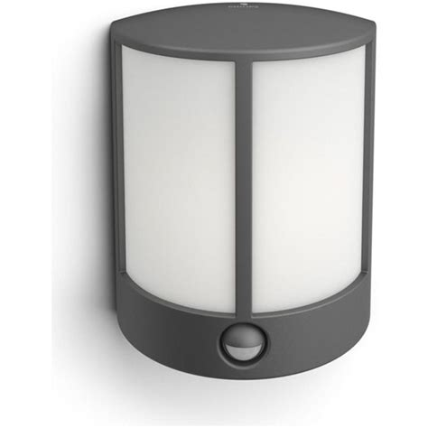 buy philips mygarden stock wall lantern at argos co uk