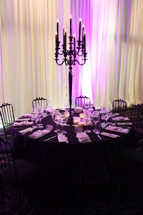 Candelabra Centerpiece Simple And Elegant Wedding Ideas
