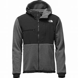 The North Face Mens Jacket Size Chart The North Face Denali 2 Hooded Fleece Jacket Men 39 S