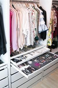 Kleiner Kleiderschrank Ikea : mein ankleidezimmer mit ikea pax gewinnspiel sara bow ~ Watch28wear.com Haus und Dekorationen