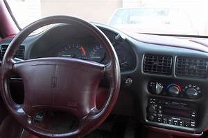 1996 Oldsmobile Cutlass Supreme - Interior Pictures