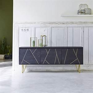 Meuble TV en manguier Vente meuble pour tele Liv Tikamoon