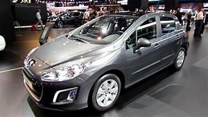 2013 Peugeot 308 Allure Cdi - Exterior And Interior Walkaround - 2012 Paris Auto Show