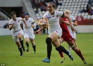 Emily Scarratt: I won the Rugby World Cup but I still