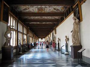 Uffizi Gallery, Great Art Gallery, In |Florence, Italy ...