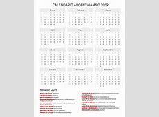Argentina Calendario 2018 kalentri 2018