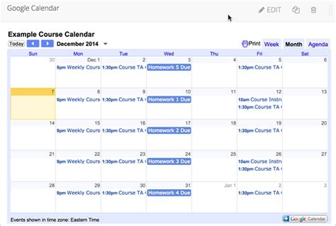 google drive calendar including drive files or a calendar open edx portal open source mooc platform