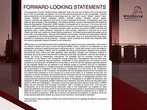 WildHorse Resource (WRD) Investor Presentation - Slideshow ...