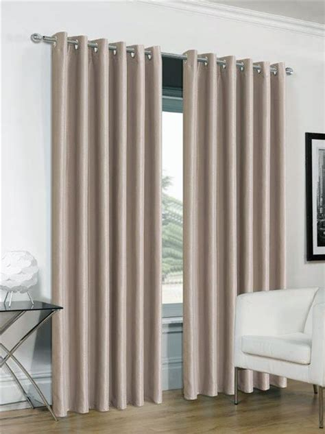 energy saving thermal blackout curtains light reducing