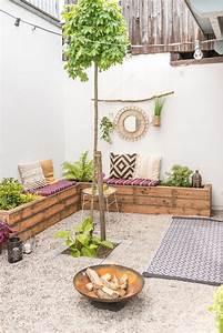 die besten 25 garten terrasse ideen auf pinterest With französischer balkon mit upcycling im garten