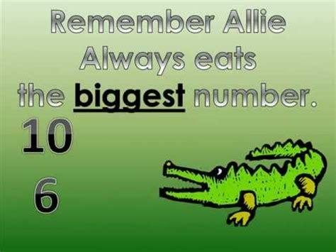 greater      allie  alligator youtube