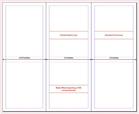 fold brochure template indesign premium member benefit