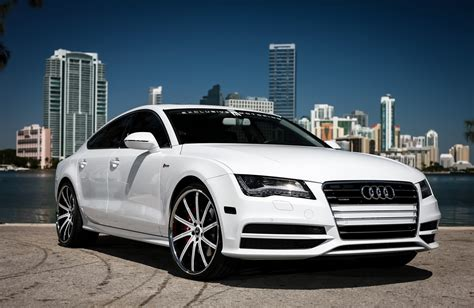 Customized Audi A7  Exclusive Motoring, Miami, Fl