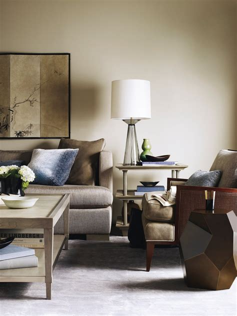 Kohl S Living Room Furniture by The Barbara Barry Collection From Baker Furniture Pursuitist