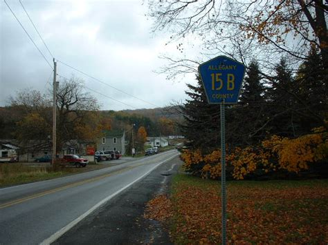List of county routes in Allegany County, New York - Wikipedia