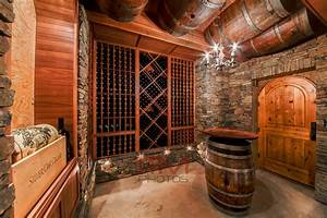 2013's Top 5 Custom Wine Cellars on Houzz Building Wine