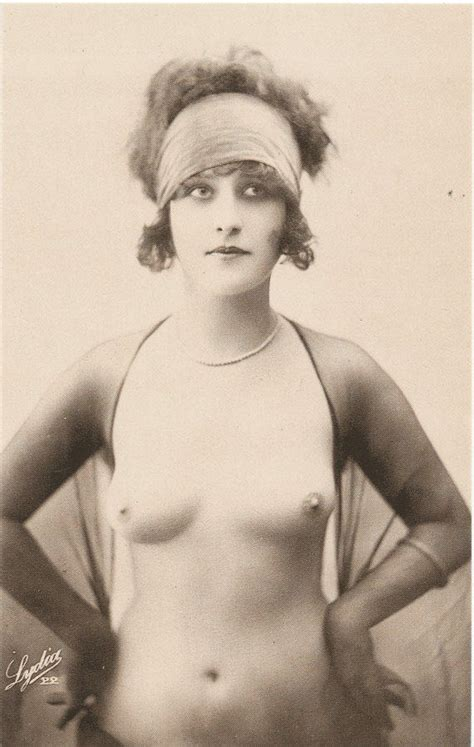 old Postcard Nude Photos Vintage from VintageWallDeco on Etsy