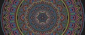 Elegant Mandala Wallpaper
