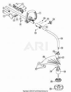Troy Bilt Tb525ec 41edt52c966  41edt52c966 Tb525ec Parts Diagram For General Assembly