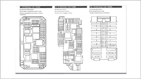 2008 Mercede C300 Fuse Box Diagram by Mercedes C300 Fuse Box Wiring Diagram