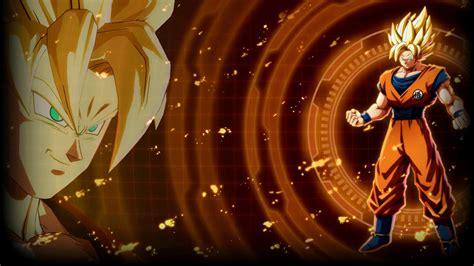 Dragon Ball Fighterz Goku Wallpapers Hd Wallpapers Id