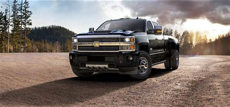 2019 Chevrolet 3500 High Country by 2019 Chevrolet Silverado 3500hd High Country Redesign