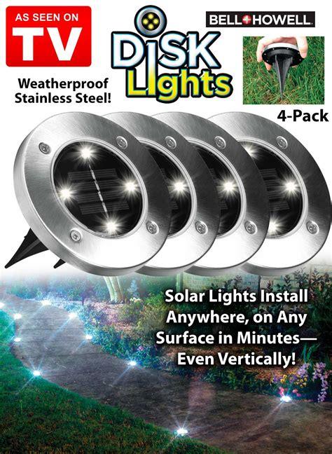 bell howell solar disk lights drleonardscom