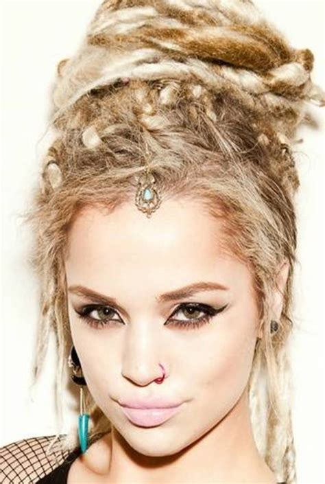 Updo Hairstyles For Dreads by Hairstyles For Dreadlocks Updo Hairstyles Ideas