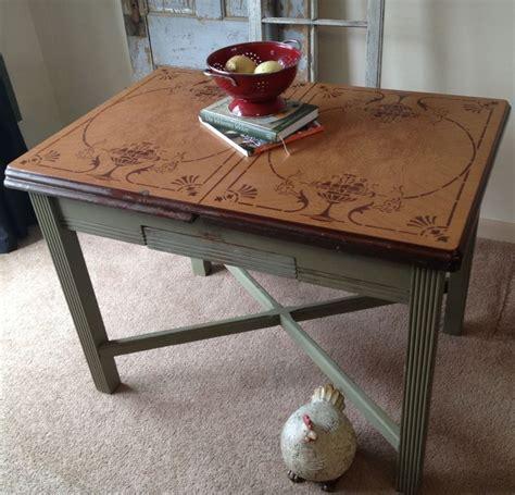 top kitchen tables vintage enamel porcelain top kitchen table b jpg 2 527