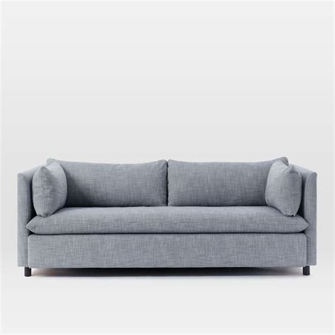 Sleeper Sofa For Sale Cheap by Shelter Sleeper Sofa West Elm