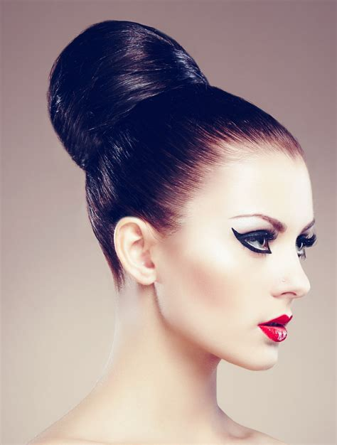crazy top knot ideas  women elle hairstyles
