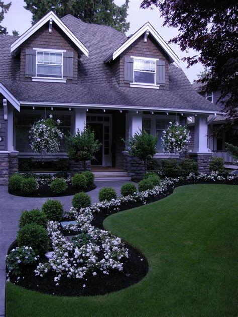 front yard landscaping makeover  white rock bc canada front yard landscaping pinterest