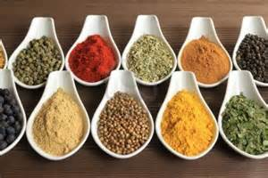 Food Herbs and Spices
