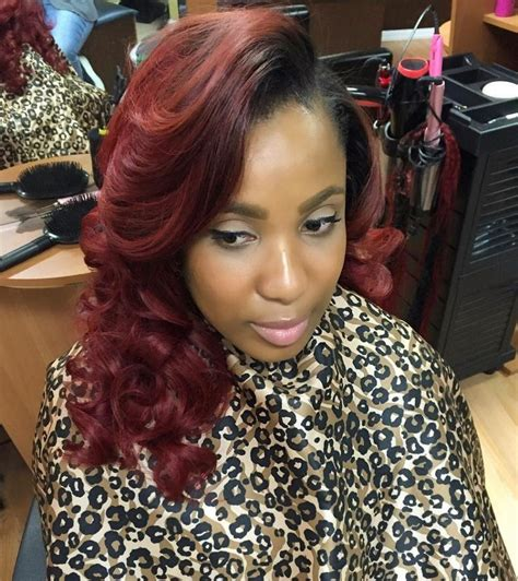 Hairstyles With Sew Ins by Top 53 Trendy Sew In Hairstyles For Hairstyles For