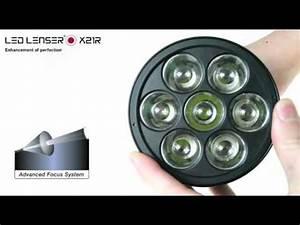 Lampe Torche Led Ultra Puissante : lampe torche ultra puissante x21r led lenser france ~ Melissatoandfro.com Idées de Décoration