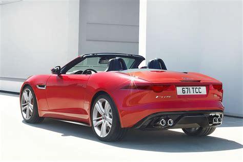 New 2013 Jaguar F-type Roadster Price Starts At ,000