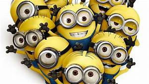Cute despicable me 2 hd minions desktop wallpapers 1920x1080
