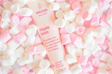Weleda Nipple Balm Review Natural Beauty With Baby