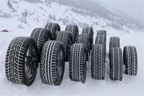 test si鑒e auto tcs ecco i risultati dei test effettuati dal tcs sui pneumatici invernali in commercio tutto sui motori