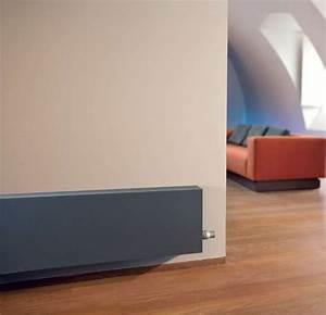 Hauteur Plinthe Carrelage : radiateur plinthe strada de jaga cyber confort hauteur 200 mm ~ Farleysfitness.com Idées de Décoration